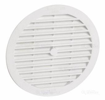 GRILLE VENTILATION BLANCHE B213